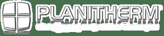 Planitherm glass logo