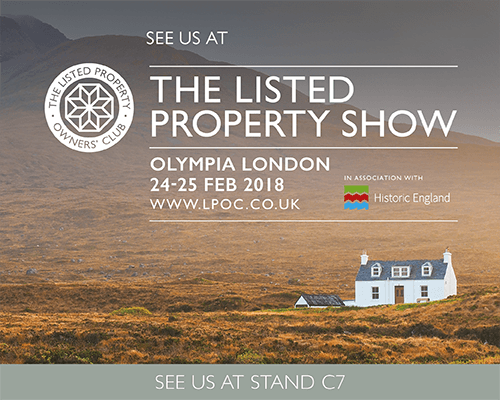 The listed property show