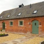 The Ems Farm project with heritage windows and doors from sustainable wood and double glazing