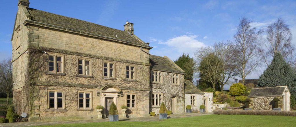 Longmoor Hall heritage windows and doors
