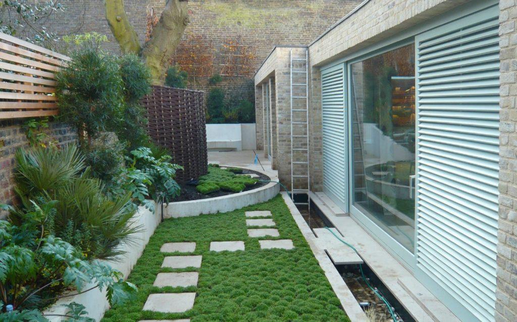 Ensor Mews External joinery, Mayfair, London