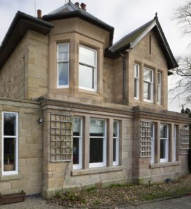 The Common, Derbyshire Internal and external joinery, Quarndon
