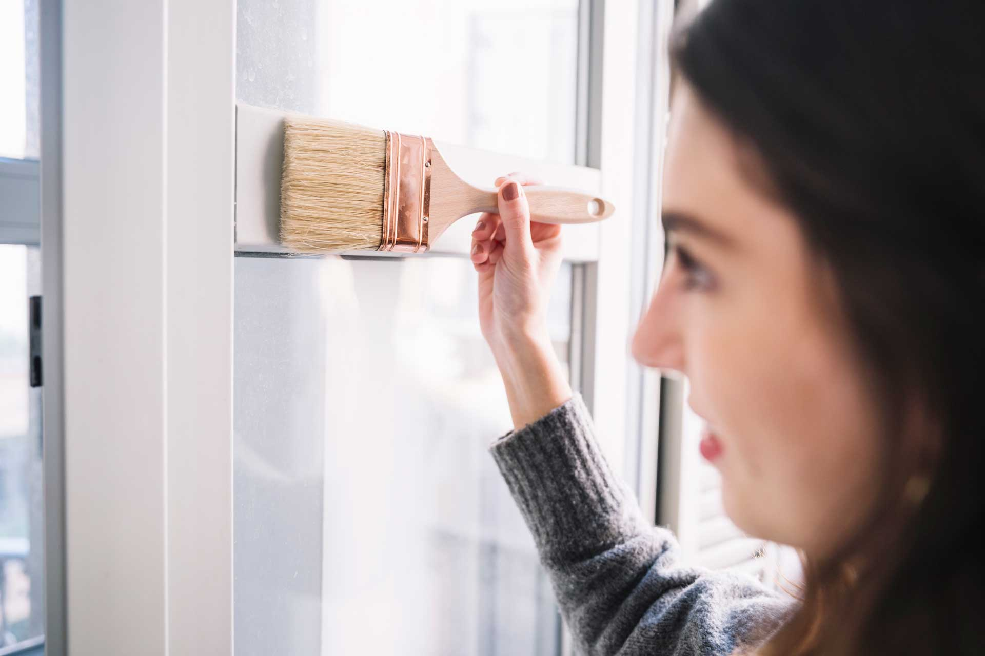 Wooden Window care