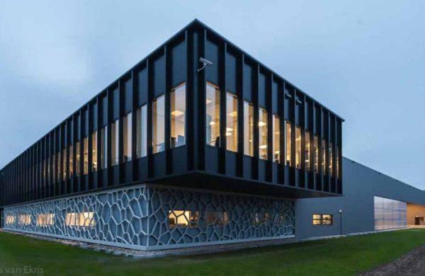 Accoya windows site visit, Arnheim, Netherlands