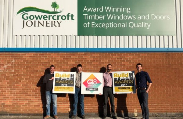 Alfreton Window Manufacturers Gowercroft Are Finalists In Top Industry Awards