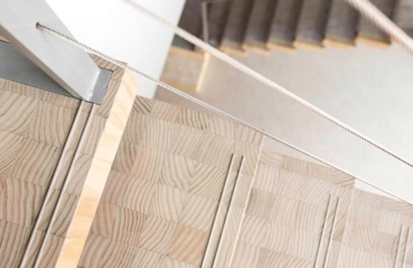 Accoya windows manufacturer stairs