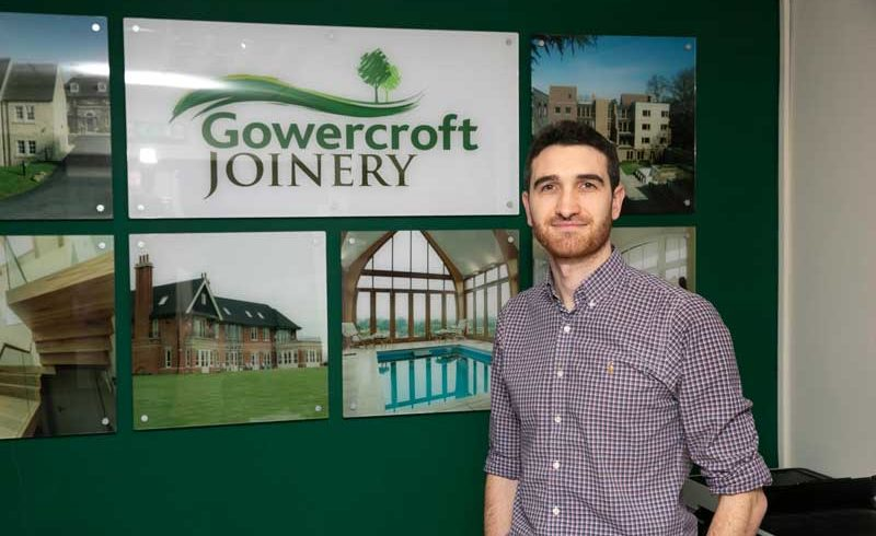 Andrew Madge of timber windows manufacturers Gowercroft in Derbyshire has been appointed as an executive board member to the CTI