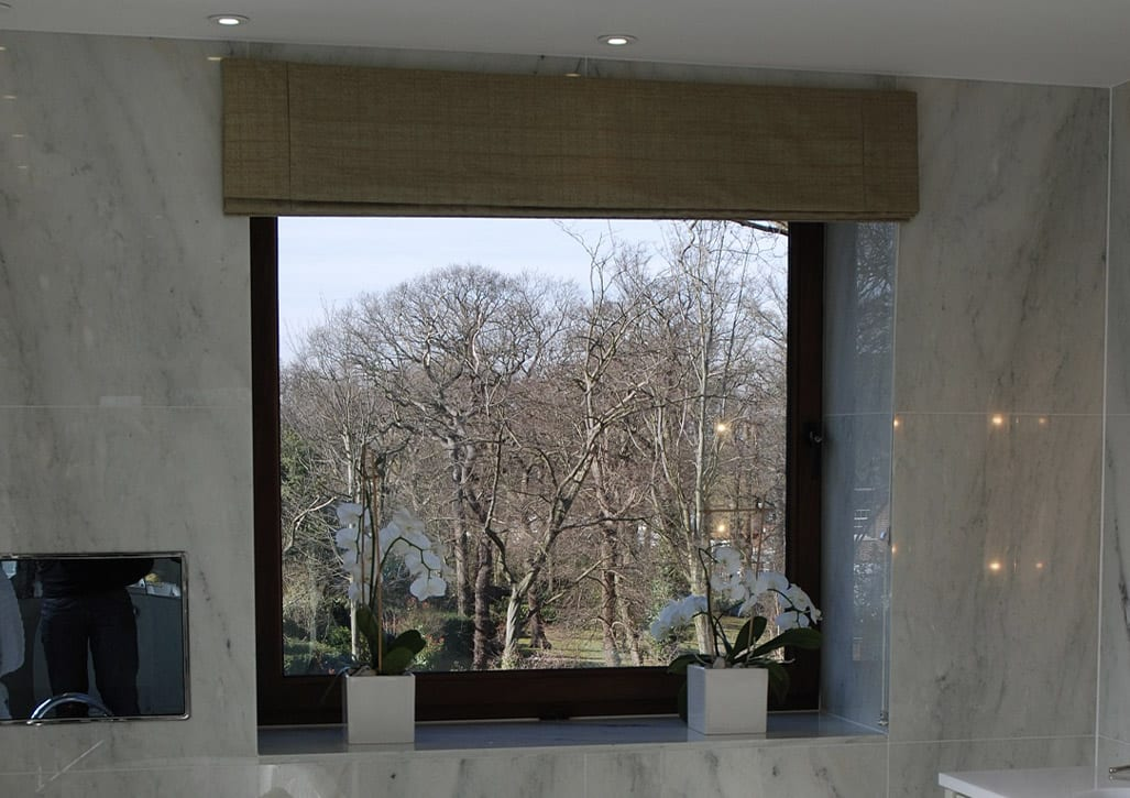 Kedleston accoya tilt and turn windows hand made from eco friendly timber by Gowercroft Joinery