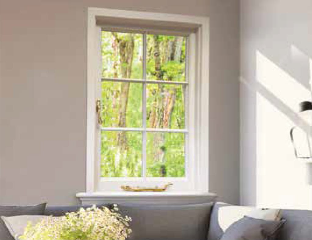 Internal photo of the Richmond heritage casement window by Gowercroft Joinery