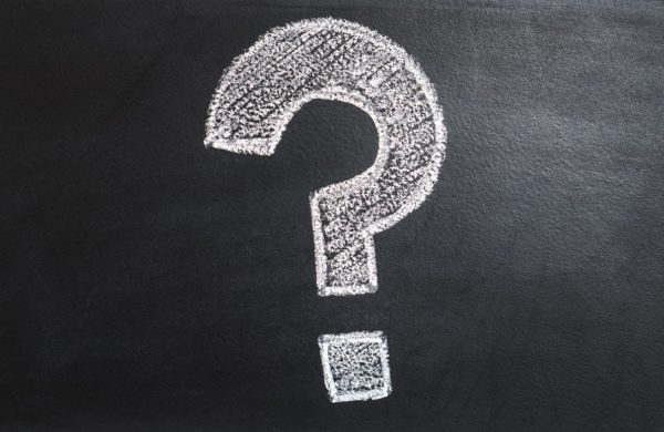 blackboard question mark asking the question - who sells timber windows?