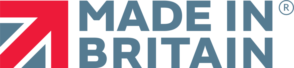 The made in Britain logo