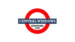 Central Windows Stafford Windows Logo