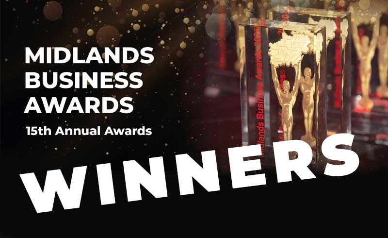 Gowercroft Windows have scooped the 'Family Business of the Year' category of the prestigious 2021 Midlands Business Awards.